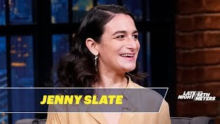 Download Jenny Slate's Hometown Celebrated Her Engagement Video