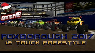 Download Rigs of Rods Monster Jam: 12 Truck Freestyle Event @ Foxborough 2017 Video