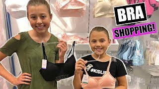 Download FIRST TIME BRA SHOPPING WITH MY MOM | TEEN BRAS Video