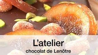 Download On a testé l'atelier chocolat de Lenôtre Video