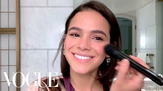Download Bruna Marquezine's Guide to a Brazilian Glow in the Winter | Beauty Secrets | Vogue Video
