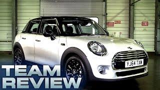 Download MINI Cooper 5 Door (Team Review) - Fifth Gear Video