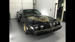 Download 1979 Trans AM Bandit 455! SOLD!!! And I miss it already!! Video