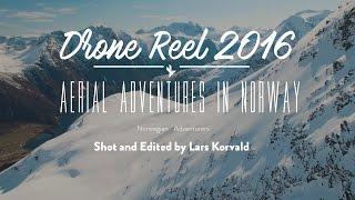Download Norway Drone 4K | Aerial Adventures In Norway Video