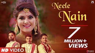 Download Neele Nain (Blue Eyes) Feroz Khan, Kamal Khan, Masha Ali Ft. Mr Wow | Punjabi Song 2017 | Saga Music Video