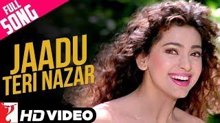 Download Jaadu Teri Nazar - Full Song HD | Darr | Shah Rukh Khan | Juhi Chawla Video