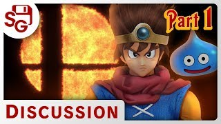 Download Erdrick or Slime? Dragon Quest Content in Smash - Discussion (Part 1) Video
