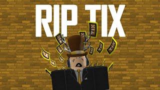 Download NO MORE TIX? | Roblox Discussion Video