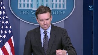 Download 12/8/16: White House Press Briefing Video