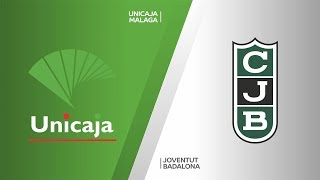 Download Unicaja Malaga - Joventut Badalona Highlights | 7DAYS EuroCup, T16 Round 2 Video
