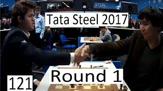 Download Tata Steel 2017 - Round 1 with So-Carlsen Video