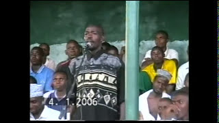 Download 053 MAZINGE debate JE SACRAMENTI NI MWILI WA YESU 1/2 Video