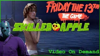 Download NES JASON - ATTACK OF THE PURPLE CRAYON JASON! Friday The 13th: The Game - NES Retro Jason Sweep! Video