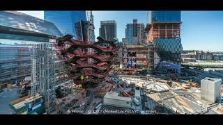 Download NEW YORK Vessel Hudson Yards 150ft October 2017 Video