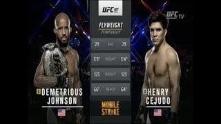 Download Henry Cejudo vs Demetrious Johnson 2 free Fights with Friends! Fights with Finishes in the morning! Video