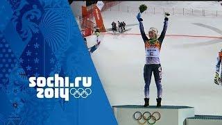Download Alpine Skiing - Ladies' Slalom - Run 2 - Shiffrin Wins Gold | Sochi 2014 Winter Olympics Video