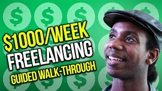Download MAKE MORE MONEY AS A FREELANCER ($1000/Week) Video