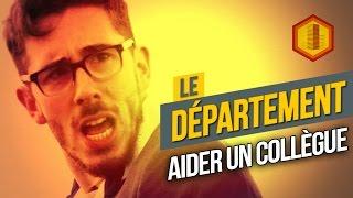 Download LE DÉPARTEMENT #3 Aider un collègue (feat Kemar) Video