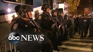 Download Thanksgiving Day Parade   NYPD on High Alert Video
