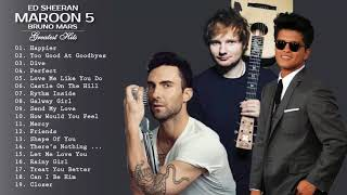 Download Maroon 5, Ed Sheeran, Taylor Swift, Adele, Sam Smith, Shawn Mendes | Best English Songs 2019 Video