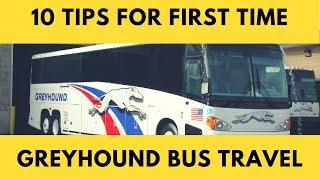 Download 10 TIPS For FIRST TIME Greyhound Bus Travelers Video