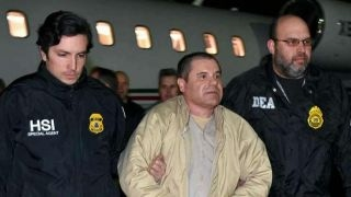 Download 'El Chapo' locked in NY jail that formerly held terrorists Video