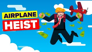 Download Airplane Heist - Thief Who Hijacked A Plane and Stole A Million Dollars Video