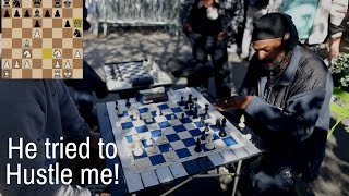 Download Magician Defeats NYC Chess Hustler! Video