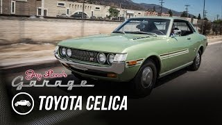 Download 1971 Toyota Celica - Jay Leno's Garage Video