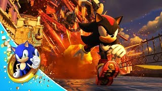 Download Sonic Forces - Episode Shadow Gameplay Video