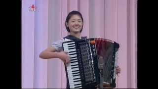 Download [Accordion Ens.] ″General and Children″ (Kumsong school) {DPRK Music} Video