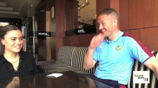 Download Exclusive chat with goalkeeper Paul Robinson Video