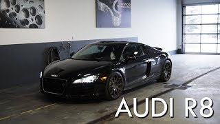 Download Bought my DREAM CAR! 2008 Audi R8! Video