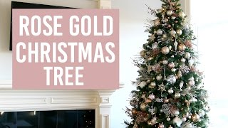 Download DECORATE WITH ME | CHRISTMAS TREE HOW TO! Video