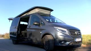 Download TEST Mercedes Benz Marco Polo Activity 250 d Video