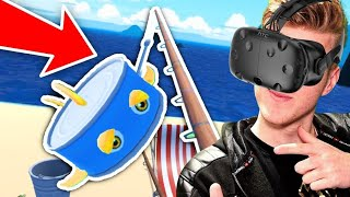 Download HOW IS THAT A FISH!?! (Crazy Fishing VR) Video