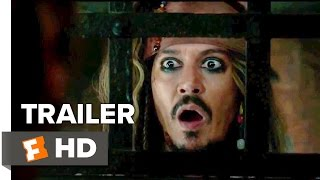 Download Pirates of the Caribbean: Dead Men Tell No Tales Trailer #1 (2017) | Movieclips Trailers Video