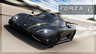 Download Forza 6 - Insane Speedway Race! (Fan Lobby, Koenigsegg Juan) Video
