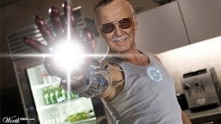 Download Stan Lee meets real Tony Stark at Legacy Effects - TEASER Video