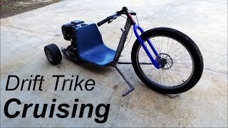 Download Drift Trike Seat, Pegs, and Cruising Video