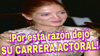 Download SE REVELA LA RAZON POR LA CUAL ADELA NORIEGA DEJO SU CARRERA ACTORAL Video