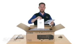 Download Unboxing: Yamaha Black 2 Channel Network Hi-Fi Receiver - R-N602 Video