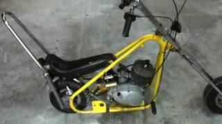 Download Bonanza mini bike Video