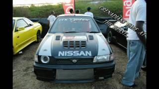 Download Fastest Pulsar GTiR: Hummy's 10sec SR20 (Trinidad) Video