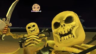 Download Skeleton Pirates ! Let's Play Roblox Games with Cookie Swirl C Video