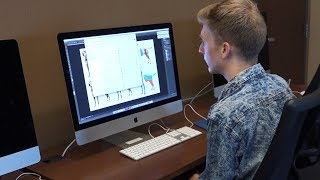 Download Studying Graphic Design at Augustana College Video