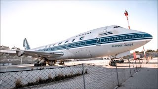 Download ABANDONED 747 AIRPLANES AND AIRPORT!!! Video