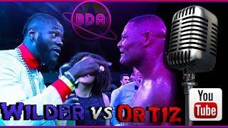 Download BDA Boxing Hangouts- Wilder vs Ortiz, Kovalev, Kell Brook and more... Video