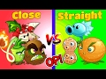 Download Plants vs Zombies 2 Gameplay Straight vs Close Range - STRONG!! Primal Plantas Contra Zombies 2 PVZ Video