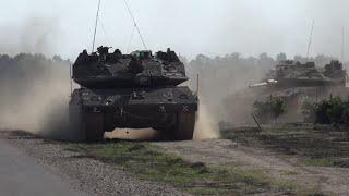 Download Grave confrontation entre Israël et le Hamas à Gaza Video